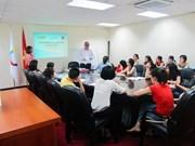 Formation pour de jeunes journalistes francophones de la VNA