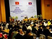 Laos-Vietnam: promotion de la coopération parlementaire