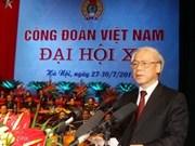 Ouverture du 11e congrès de la CGTV