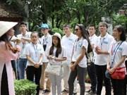 Clôture du Camp d'été Vietnam 2013
