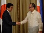 Philippines et Japon renforcent leur coopération dans la navigation maritime