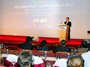 Ouverture de la conférence Radio Asie 2013