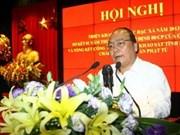 Conférence sur la mise en oeuvre de l'amnistie de 2013