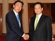La sécurité au coeur du partenariat stratégique Vietnam-Japon
