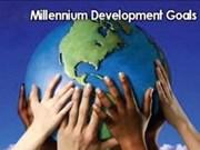 Rapport sur le Programme de développement après 2015