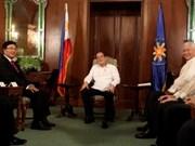 Vietnam et Philippines renforcent leurs relations