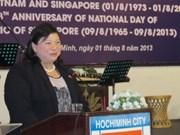 Le Vietnam, destination des investisseurs singapouriens