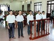 """Tien Lang: verdict du procès en appel de l'affaire de ''destruction de biens d'autrui"""""""