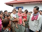 Le PM cambodgien appelle le peuple à s'unir pour la paix