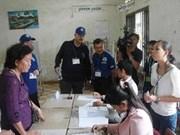 Cambodge : la NEC va créer un groupe pour les législatives