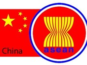 Forum ASEAN-Chine à Bangkok