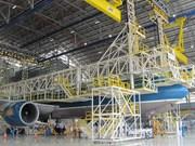 Nouveau hangar de Vietnam Airlines à Tan Son Nhat