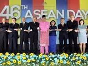 L'anniversaire de l'ASEAN fêté en Malaisie et au Laos
