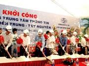 La VNA construit un centre d'information à Da Nang