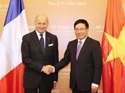 Vietnam et France préparent leur partenariat stratégique