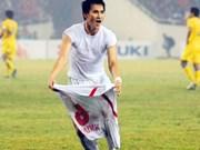 Le Cong Vinh élu meilleur joueur d'Asie du Sud-Est
