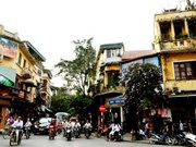 L'ancien quartier de Hanoi à pied et au plaisir du goût