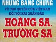 Un nouveau livre sur la mer et les îles du Vietnam