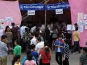 Cambodge : la CEN publie les premiers résultats électoraux aujourd'hui