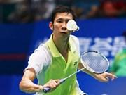 Badminton : Nguyen Tien Minh médaillé de bronze aux Championnats du monde