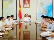 Le PM travaille avec les responsables de Phu Tho et Ha Nam