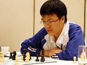 Echecs : Quang Liem participera aux Jeux de l'Esprit de Sport Accord