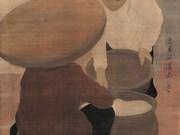 Des peintures vietnamiennes s'envolent aux enchères