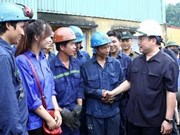 Charbon : Hoàng Trung Hai travaille avec Vinacomin