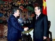 Le Vietnam estime l'assistance de la BM