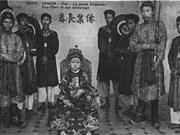 Hue : exposition sur l'empereur patriote Duy Tân