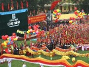 Fête de Phu Day, futur patrimoine culturel immatériel national