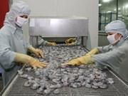 Les crevettes du Vietnam lourdement taxées