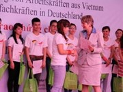Des aides-soignants apprennent l'allemand pour partir travailler en Allemagne