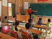 Dak Nong investit dans les bases matérielles des écoles