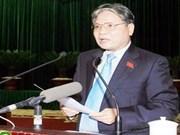 Interpellation du ministre de la Justice