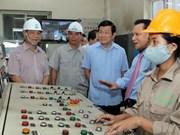 Thai Nguyen appelée à devenir un pôle économique régional