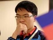 Echecs : Le Quang Liem fait match nul devant Peter Svidler