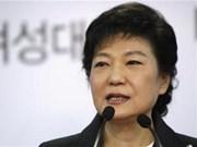 La présidente sud-coréenne se rendra au Vietnam