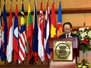 L'ASEAN célèbre son 46e anniversaire