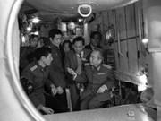 Les dirigeants souhaitent longue vie au général Vo Nguyen Giap
