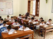 L'enseignement général prend son temps au Vietnam