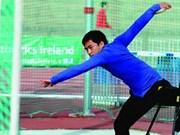 Cao Ngoc Hùng, lanceur de disque et de défis
