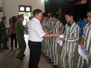 L'amnistie, une noble politique de l'État vietnamien