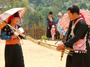 La fête du khèn fera vibrer le plateau de Dông Van