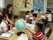 Initiative de l'éducation pour le développement durable au Vietnam