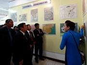 Une exposition sur les archipels de Hoàng Sa et Truong Sa à Lâm Dông