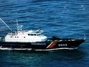 Livraison de trois patrouilleurs à la Police maritime