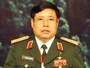 Une délégation militaire vietnamienne aux Philippines et au Brunei