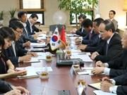 Vietnam-R. de Corée: coopération multisectionnelle efficace