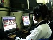 Opportunités de plus en plus Net pour les jeux en ligne